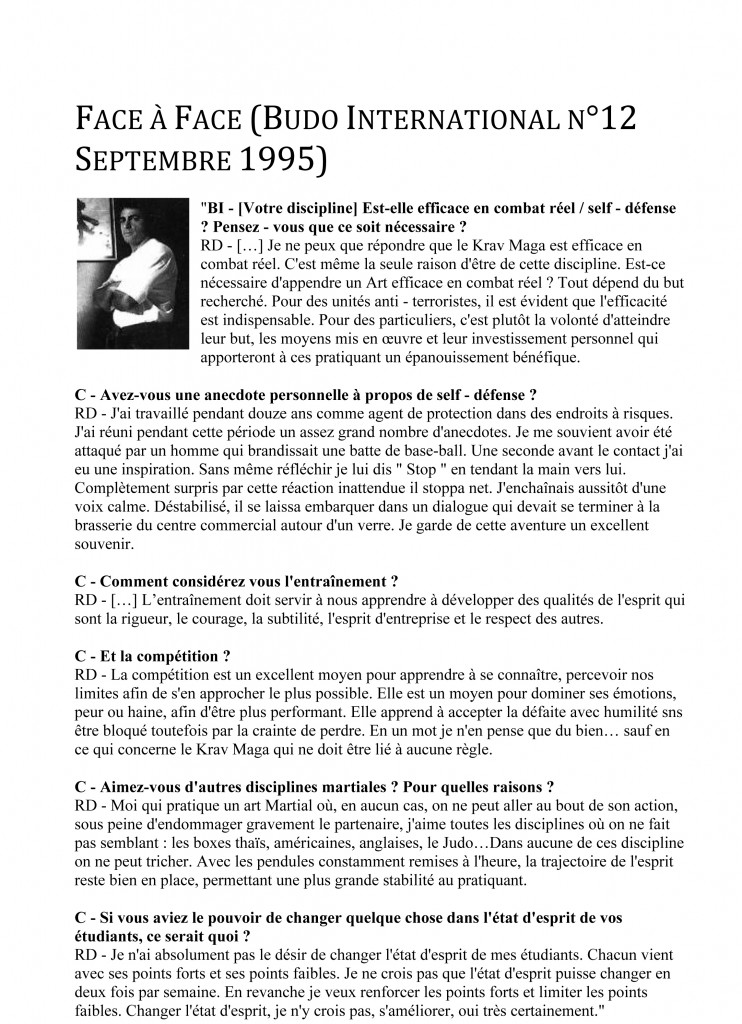 Microsoft Word - rdp-fr-Budo International n°12 Septembre 1995